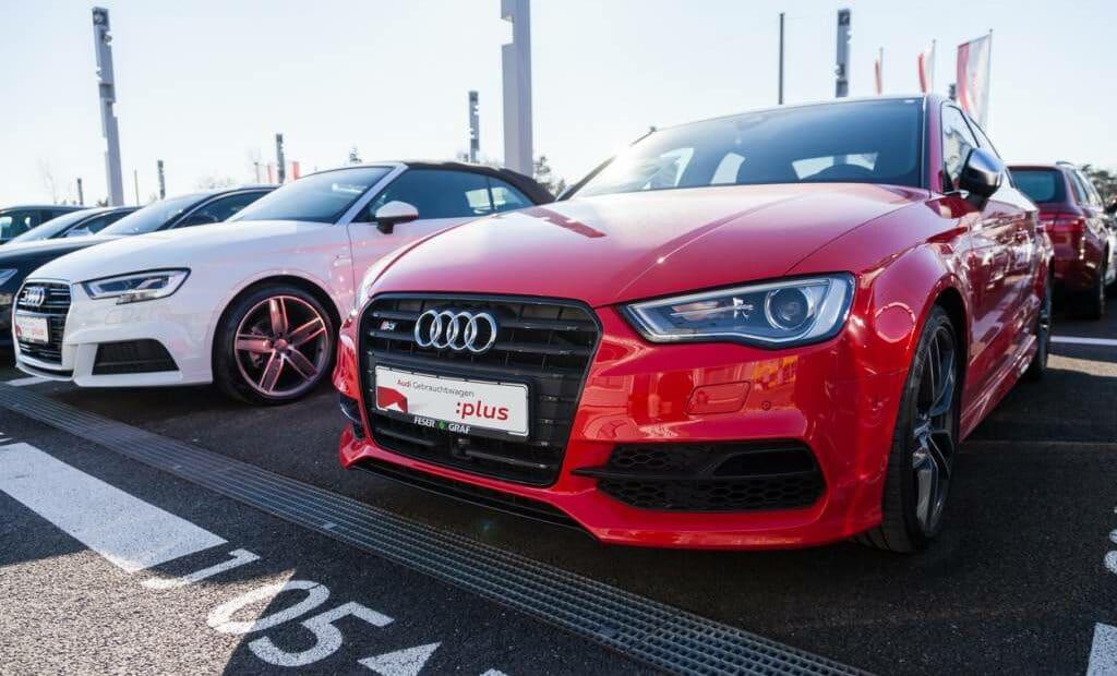 achat voiture allemande