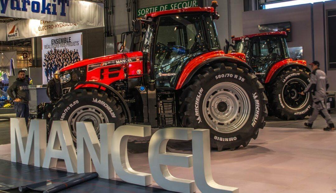 Mancel: la nouvelle marque de tracteurs made in France