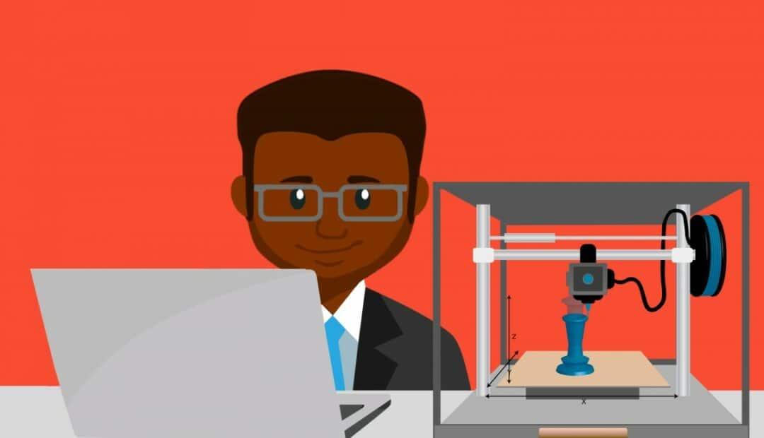 Impression 3D, l'avenir de l'impression en ligne