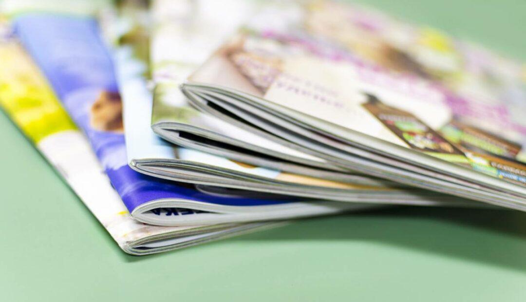 Les intérêts à s'abonner à un magazine dans sa version papier