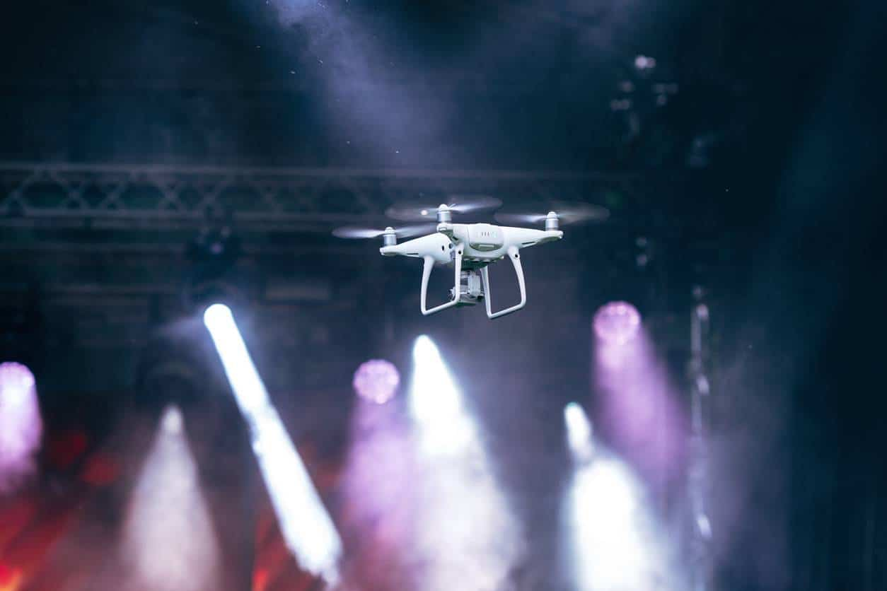 drone concert