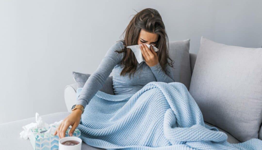 Epidémie de grippe : les bons comportements à adopter