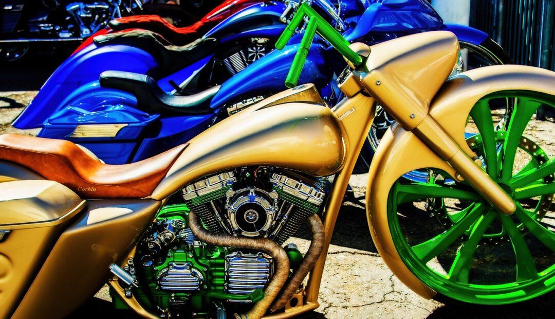 Comment personnaliser sa moto? Les différents types de personnalisation