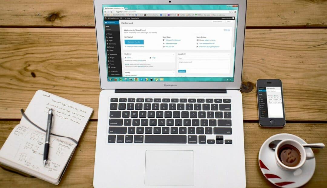 Les indispensables pour créer votre site internet