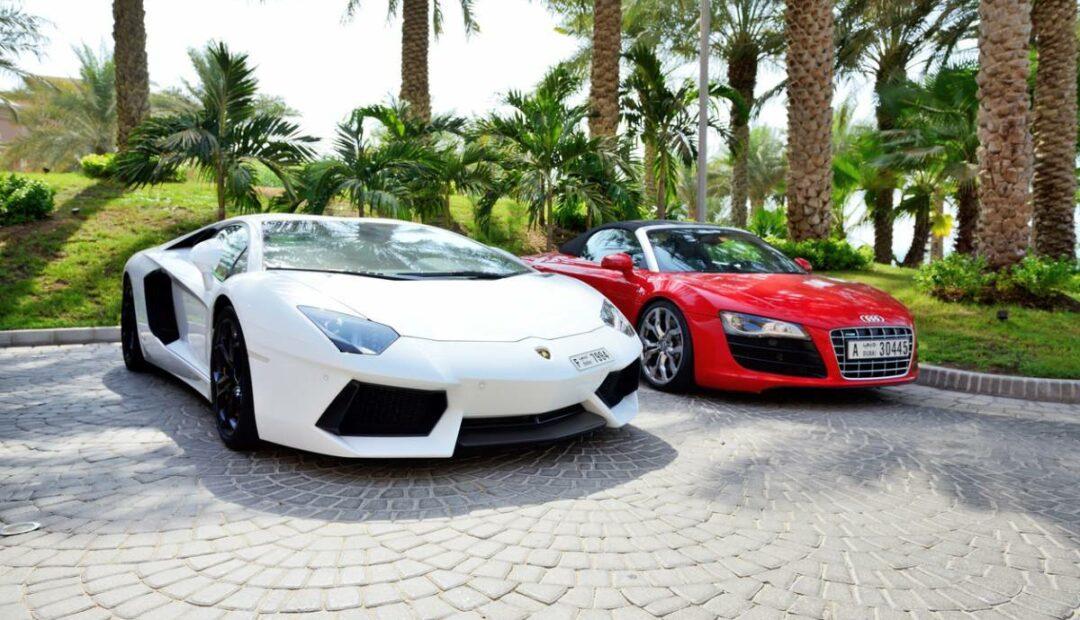 J'ai une voiture de luxe et je la bichonne !