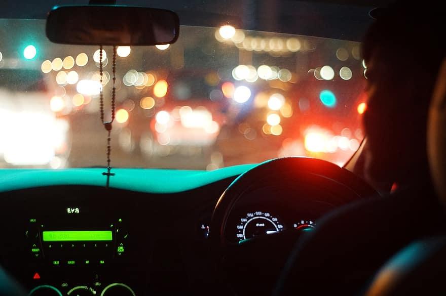 ampoules pour bien rouler la nuit