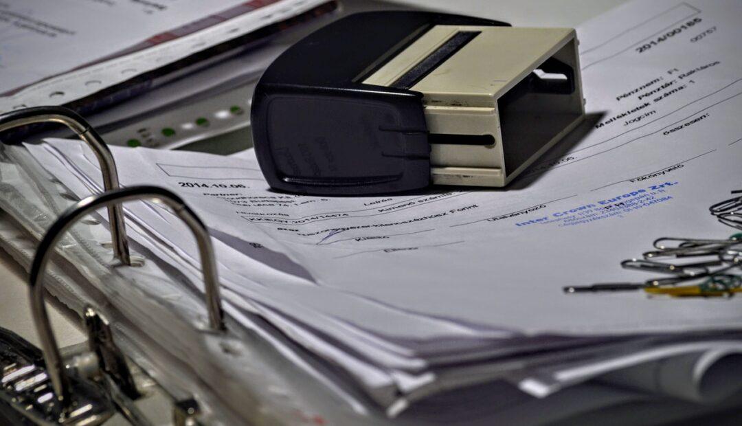 Y a-t-il des obligations liées aux tampons pour entreprise ?